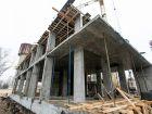 ЖК Каскад на Путейской - ход строительства, фото 49, Март 2020
