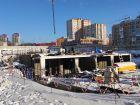Ход строительства дома № 1 в ЖК Корица - фото 48, Февраль 2021