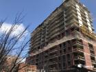 ЖК Бристоль - ход строительства, фото 176, Март 2018