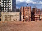 Ход строительства дома № 8 в ЖК На Победной - фото 28, Апрель 2014