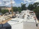 Ход строительства дома 61 в ЖК Москва Град - фото 40, Июнь 2019